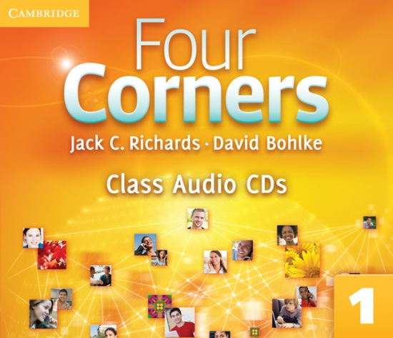 Four Corners 1 Class Audio CDs