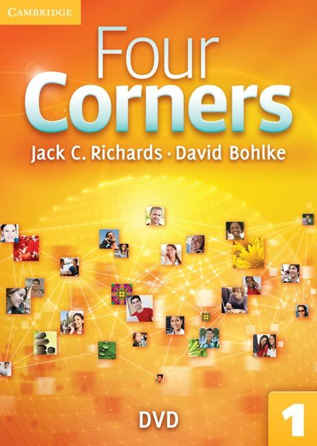 Four Corners 1 DVD