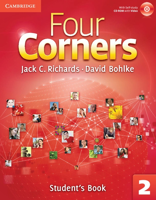 Four Corners 2 Student´s Book with CD-ROM