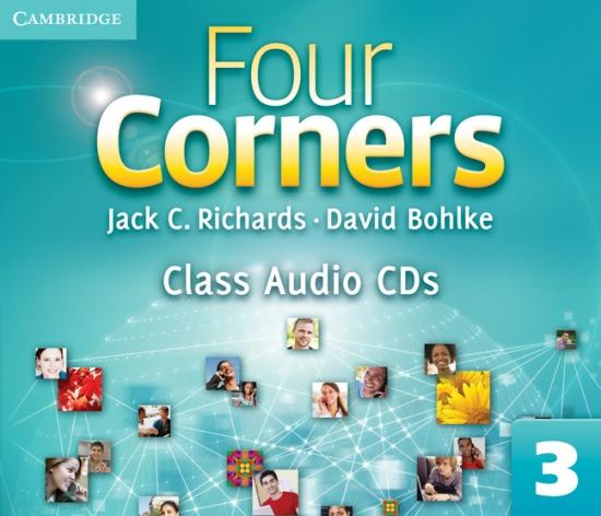 Four Corners 3 Class Audio CDs