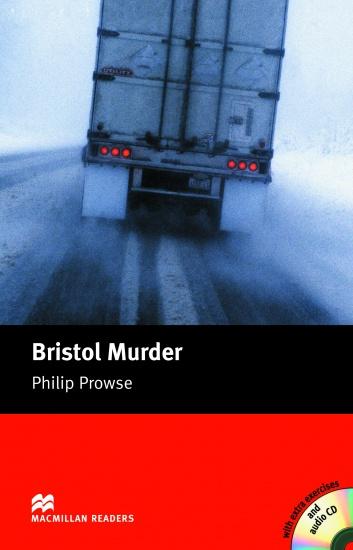 Macmillan Readers Intermediate Bristol Murder + CD : 9781405076708