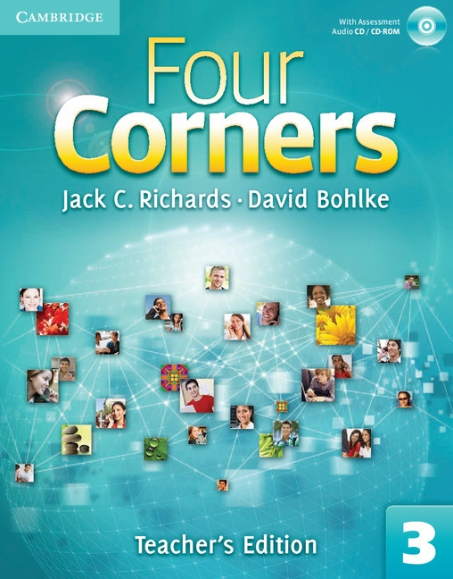 Four Corners 3 Teacher´s Edition Pack