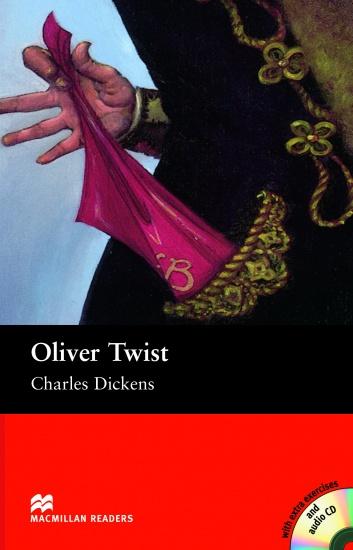 Macmillan Readers Intermediate Oliver Twist + CD