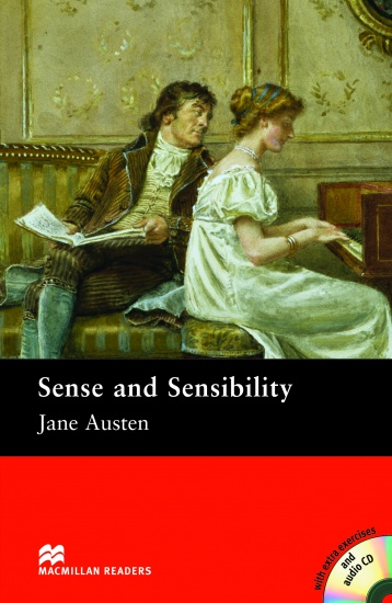 Macmillan Readers Intermediate Sense and Sensibility + CD