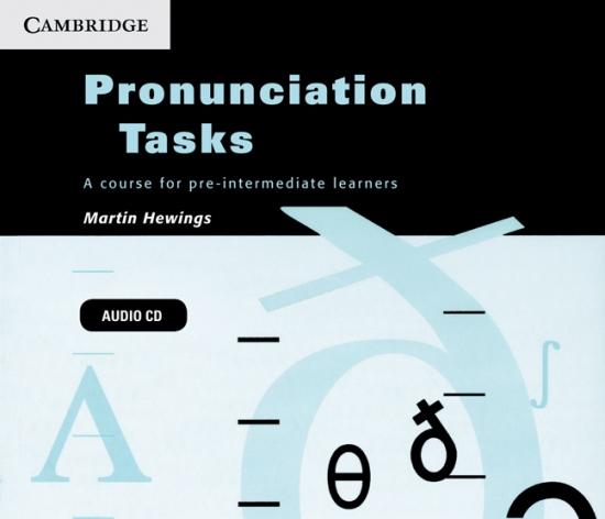 Pronunciation Tasks Audio CDs (3)