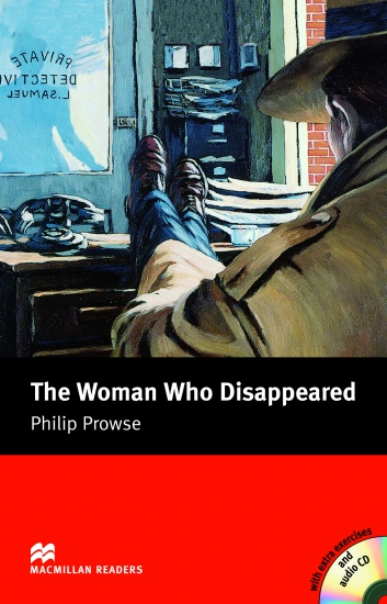 Macmillan Readers Intermediate The Woman Who Disappeared + CD