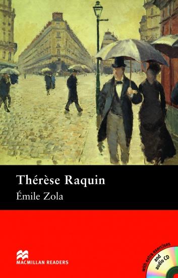 Macmillan Readers Intermediate Thérese Raquin + CD