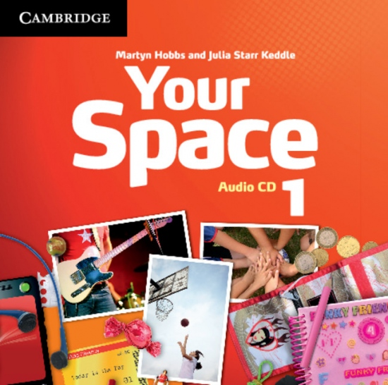 Your Space 1 Class Audio CDs (3)