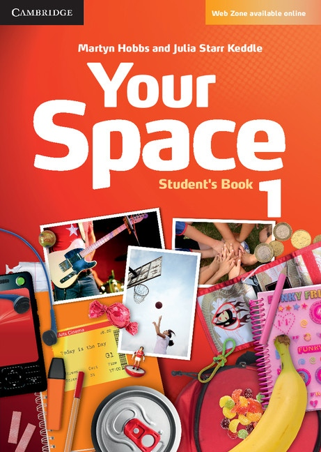 Your Space 1 Student´s Book
