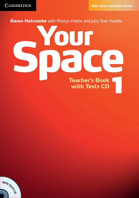 Your Space 1 Teacher´s Book with Tests CD