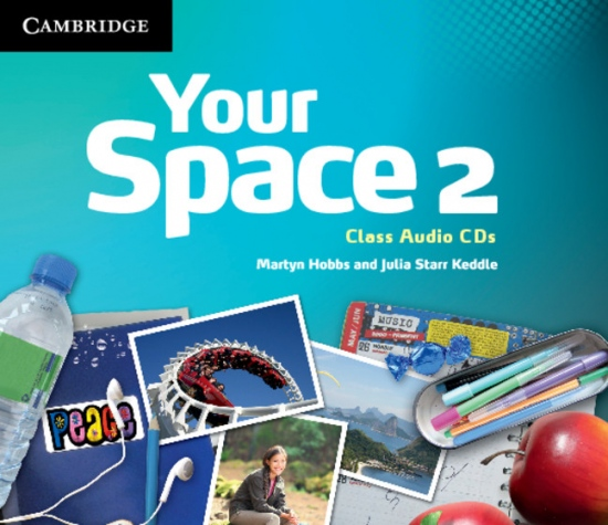 Your Space 2 Class Audio CDs (3)