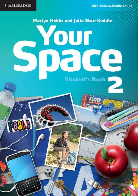 Your Space 2 Student´s Book