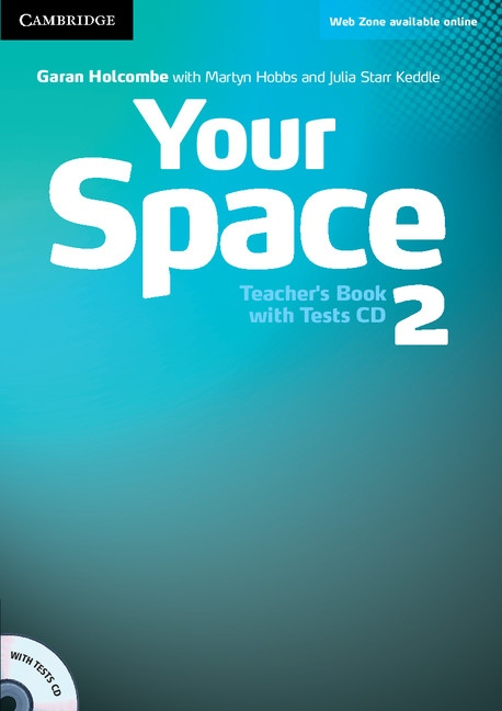 Your Space 2 Teacher´s Book with Tests CD