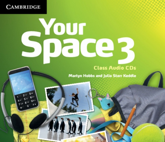Your Space 3 Class Audio CDs (3)