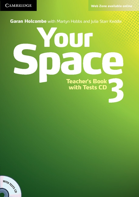 Your Space 3 Teacher´s Book with Tests CD