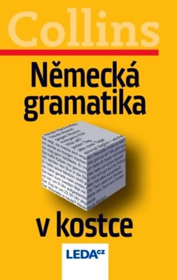 Německá gramatika v kostce : 9788073352646