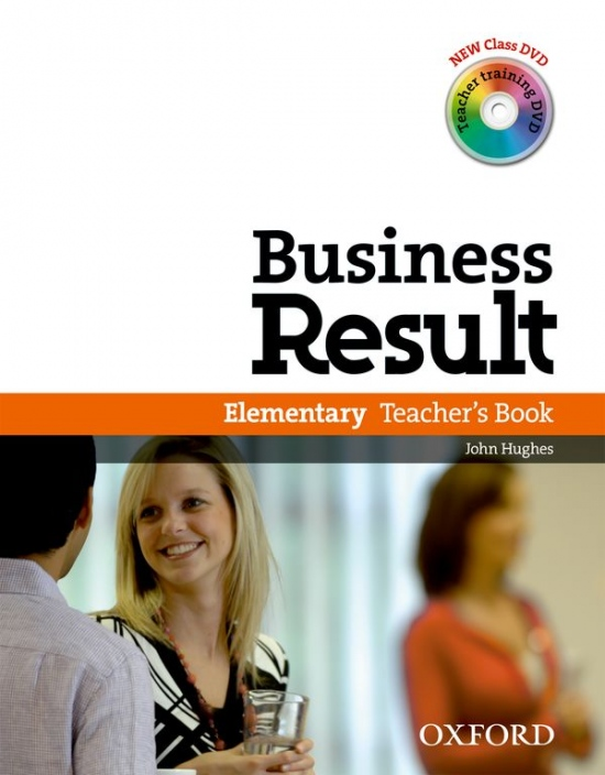 Business Result Elementary Teacher´s Book with DVD-Video