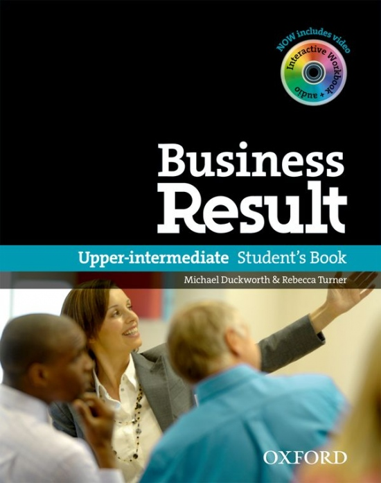 Business Result Upper Intermediate Student´s Book with DVD-ROM