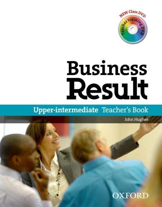 Business Result Upper Intermediate Teacher´s Book with DVD-Video