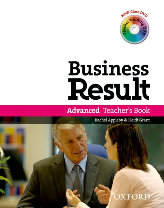 Business Result Advanced Teacher´s Book with DVD-Video
