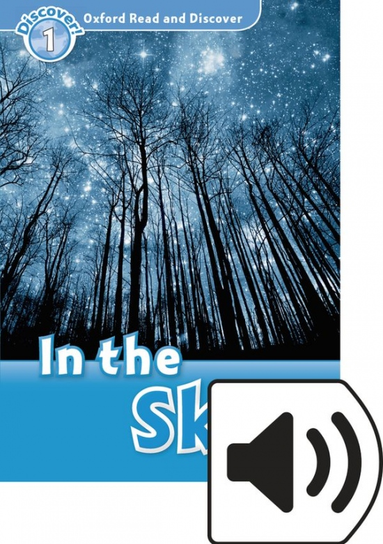 Oxford Read And Discover 1 In the Sky with Audio MP3 Pack