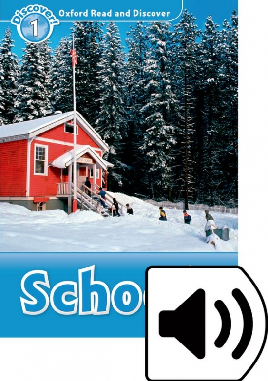 Oxford Read And Discover 1 Schools with Audio Mp3 Pack