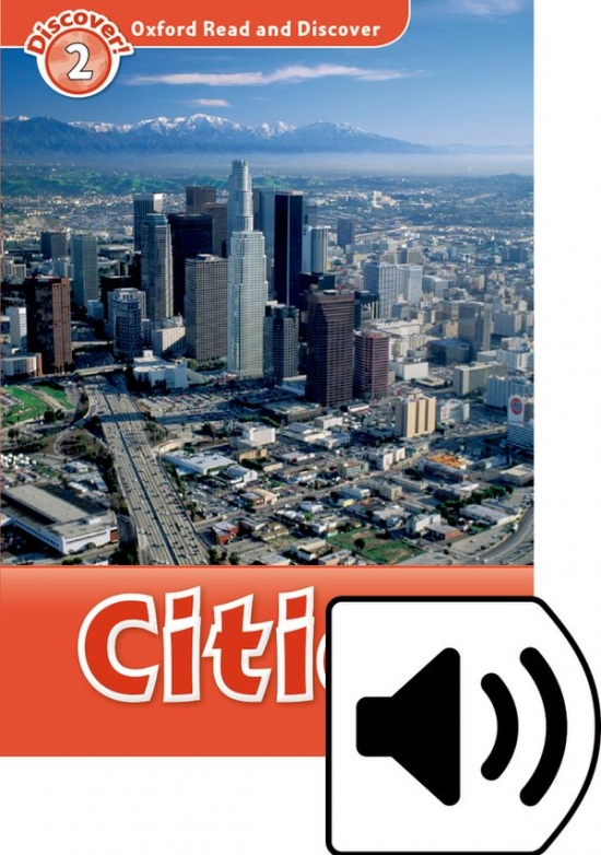 Oxford Read And Discover 2 Cities with Audio Mp3 Pack