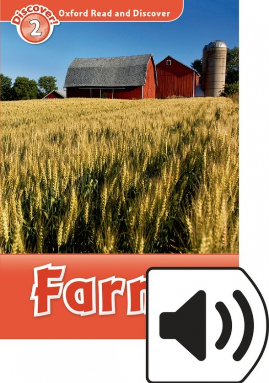 Oxford Read And Discover 2 Farms with Audio Mp3 Pack