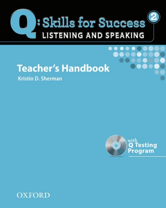 Q: Skills for Success Listening & Speaking 2 (Pre-Intermediate) Teacher´s Book with Testing Program CD-ROM
