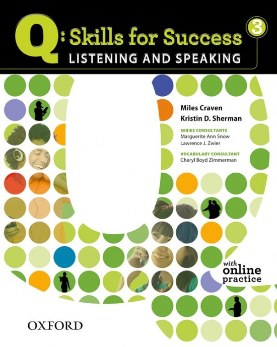 Q: Skills for Success Listening & Speaking 3 (Intermediate) Student´s Book with Access to Online Practice