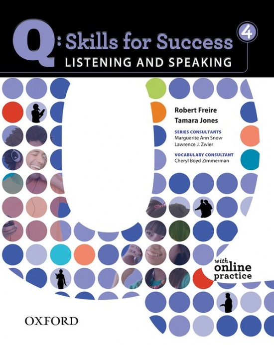 Q: Skills for Success Listening & Speaking 4 (Upper Intermediate) Student´s Book with Access to Online Practice
