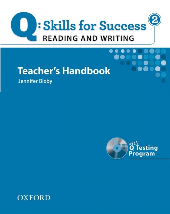 Q: Skills for Success Reading & Writing 2 (Pre-Intermediate) Teacher´s Book with Testing Program CD-ROM