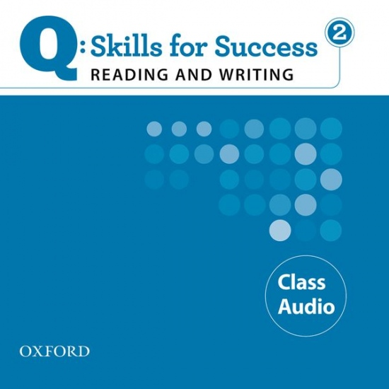 Q: Skills for Success Reading & Writing 2 (Pre-Intermediate) Class Audio CD