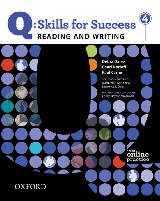 Q: Skills for Success Reading & Writing 4 (Upper Intermediate) Student´s Book with Access to Online Practice