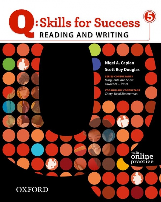 Q: Skills for Success Reading & Writing 5 (Advanced) Student´s Book with Access to Online Practice