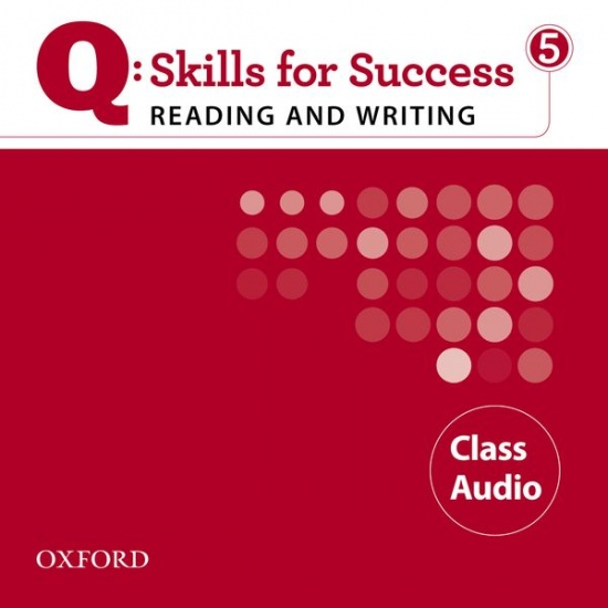 Q: Skills for Success Reading & Writing 5 (Advanced) Class Audio CD