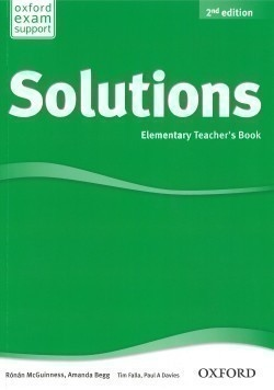 Solutions (2nd Edition) Elementary Teacher´s Book