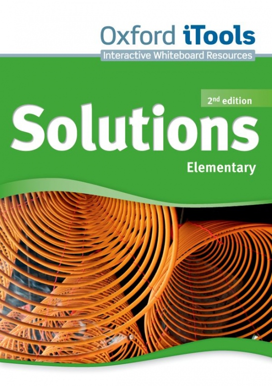 Maturita Solutions (2nd Edition) Elementary iTools DVD-ROM