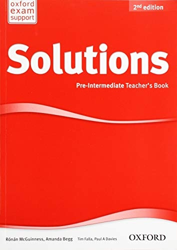 Maturita Solutions (2nd Edition) Pre-Intermediate Teacher´s Book (bez CD-ROMu)