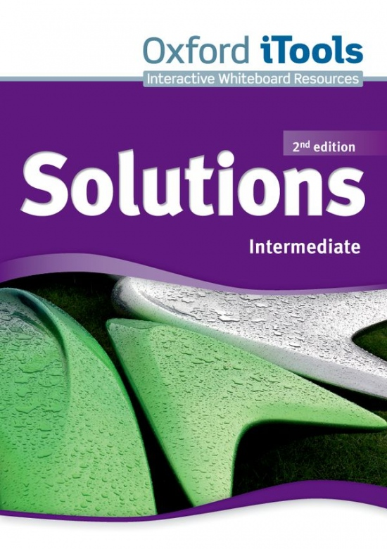 Maturita Solutions (2nd Edition) Intermediate iTools DVD-ROM