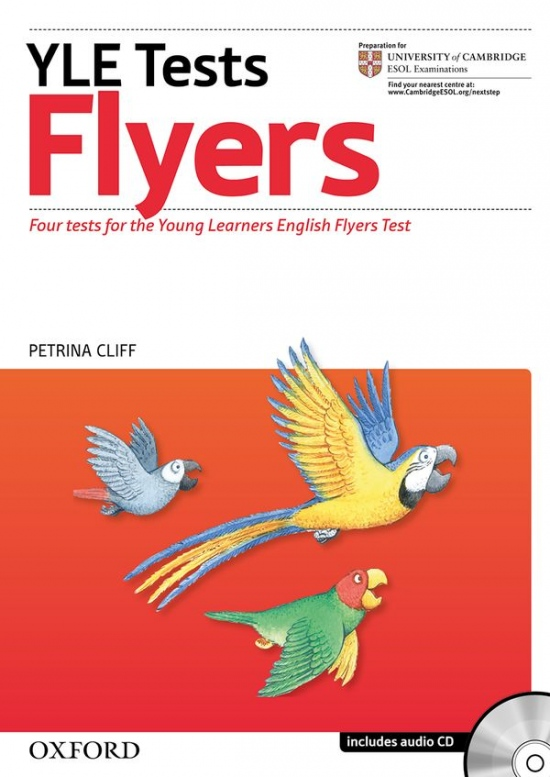 Cambridge YLE Tests Flyers. Revised Edition Teacher´s Book, Student´s Book and Audio CD Pack