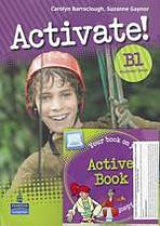 Activate! B1 Student´s Book with ActiveBook CD-ROM
