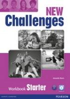 New Challenges Starter Workbook with Audio CD