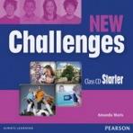New Challenges Starter Class Audio CDs