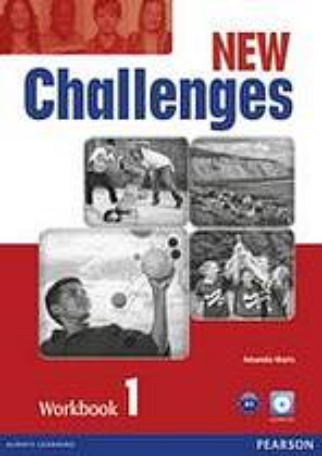 New Challenges 1 Workbook & Audio CD Pack