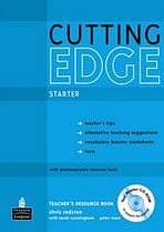 Cutting Edge Starter Teacher´s Resource Book (with Test Master CD-ROM)