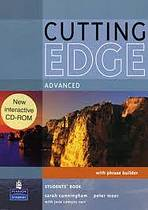 Cutting Edge Advanced Student´s Book with CD-ROM