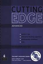Cutting Edge Advanced Teacher´s Resource Book with Test Master CD-ROM