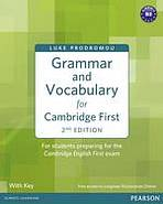 Grammar and Vocabulary for Cambridge First (2nd Edition) with Answer Key & Longman Dictionaries Online Access