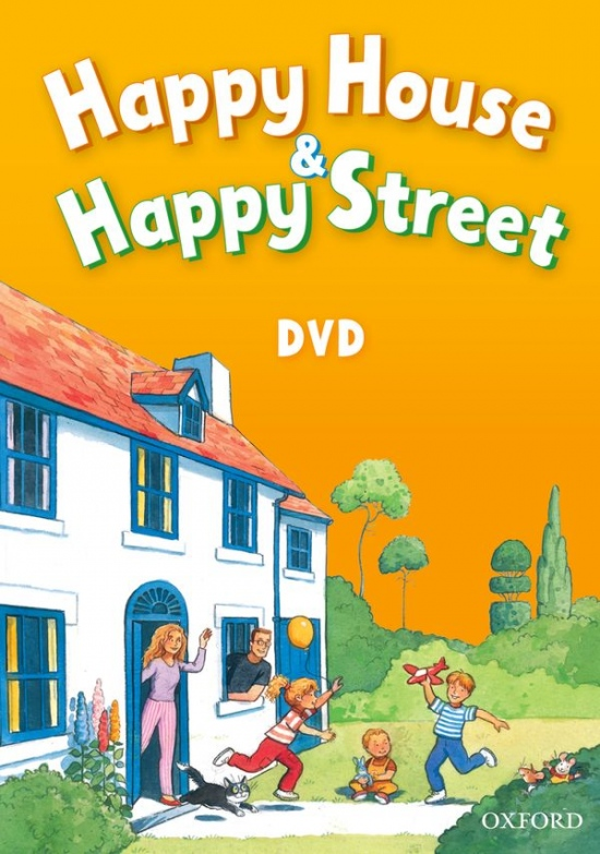 Happy House and Happy Street DVD-Video: A New Reason to be Happy